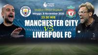 Prediksi Manchester city Vs Liverpool (Trie Yas/Liputan6.com)