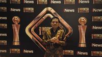 MPR terima Indonesia Award 2018. (foto: dok. MPR)
