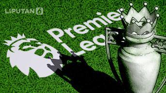 Klasemen Liga Inggris: MU dan Chelsea Terjungkal, Liverpool Ambil Alih Puncak