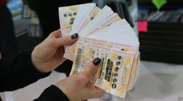 Lotere Hadiah Rp 6,25 Triliun Akan Diundi. Anda Mau Ikut?
