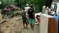 Puluhan Kepala Keluarga di Tegal tak memiliki rumah akibat tanah bergerak.
