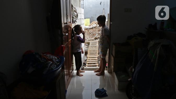 Balada Rumah Kakek Abun Terperangkap Bangunan