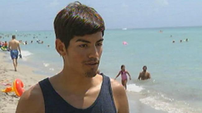 Tomas Lopez. (Sumber NBC Miami)
