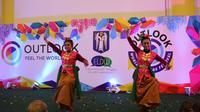 Penampilan Tarian Indonesia di Festival Budaya Bangsa Ukraina (KBRI Kyiv)