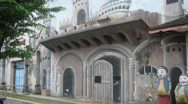 istana majapahit