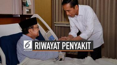 Presiden ke-3 Indonesia BP Habibie jalani perawatan intensif di RSPAD Gatot Subroto. Pada Agustus 2018, Habibie dirawat intensif di RSPAD karena kelelahan.
