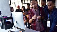 Pemerintah bersama Dewan Pengupahan Kota Bengkulu akan menetapkan UMK 2021 pada tanggal 12 November 2020 mendatang. (Liputan6.com/Yuliardi Hardjo)
