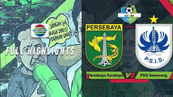 Full Highlight Persebaya Vs Psis Video Highlights Liga Unu Indonesia Bola Com