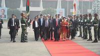 Di Afghanistan, Jokowi Akan Kunjungi Istana Presiden Arg