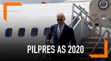 Mantan Wapres AS Joe Biden mengatakan dirinya akan maju dalam bursa capres AS 2020.