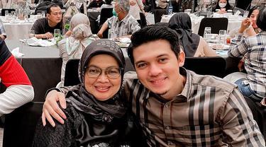 Irwansyah dan Herlianah. (Foto: Instagram @irwansyah15)