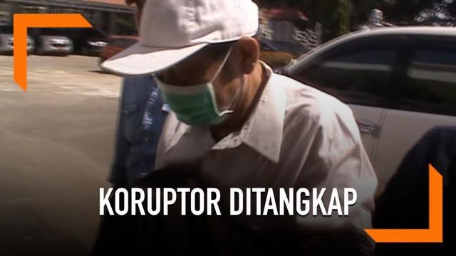 Tim intel kejaksaan berhasil menangkap terpidana kasus korupsi ajuan kredit BPD Curup Bengkulu setelah kabur selama 14 tahun.