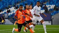 Tete Menjadi Mimpi Buruk bagi Real Madrid (AFP)