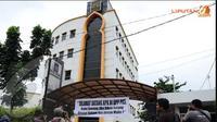 Gedung PKS di Jalan Simatupang, Jakarta Selatan. (Liputan6.com)