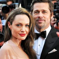 Angelina Jolie dan Brad Pitt via US Today