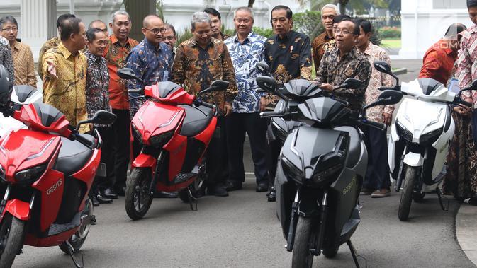 WIKA Pembangunan Pabrik Motor Listrik Gesits di Bali Masih Wacana - Bisnis Liputan6.com