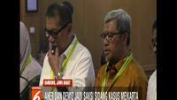 Aher mengaku telah memberikan surat rekomendasi izin Meikarta kepada Dinas DPMPTSP untuk ditandatangani. Namun, Aher menyanggah telah menerima uang dari Meikarta.
