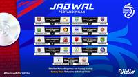 BRI Liga 1 2021/2022 (Liputan6.com/Abdillah)