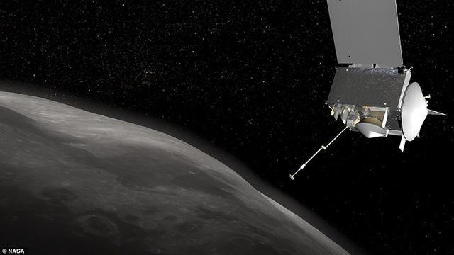 Wahana NASA bertajuk Osiris-Rex berhasil mencapai area sekitar asteroid Bennu, yang kemungkinan menabrak Bumi (NASA)