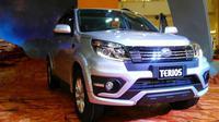 PT Astra Daihatsu Motor (ADM) menyebut pengembangan New Terios dibuat atas masukan dari pengguna Terios di Indonesia.