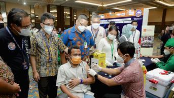 Imunisasi Kini Bisa Dilakukan di Rumah, Hambatan Akses Tak Lagi Jadi Masalah
