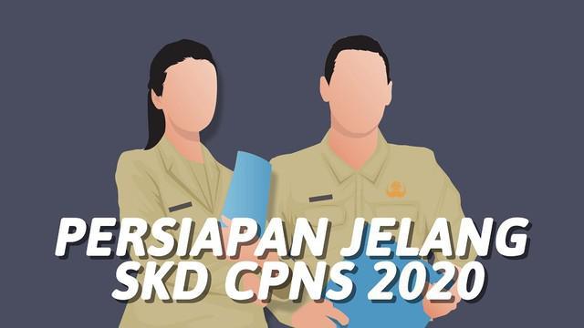 Badan Kepegawaian Negara (BKN) menjadwalkan SKD mulai 27 Januari 2020. Untuk mengikuti tes tersebut, peserta perlu menyiapkan hal-hal penting.