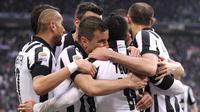 Juventus Vs Genoa (REUTERS/Giorgio Perottino)