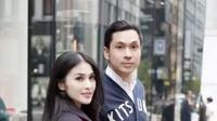 Sandra Dewi dan Harvey Moeis (Instagram/@sandradewi88)