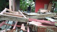 Ilustrasi – longsor merusak 24 rumah di Dusun Jatiluhur Desa Padangjaya Kecamatan Majenang, Cilacap. (Foto: Liputan6.com/Muhamad Ridlo)