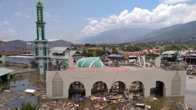 Setelah Gempa dan Tsunami Melanda Palu