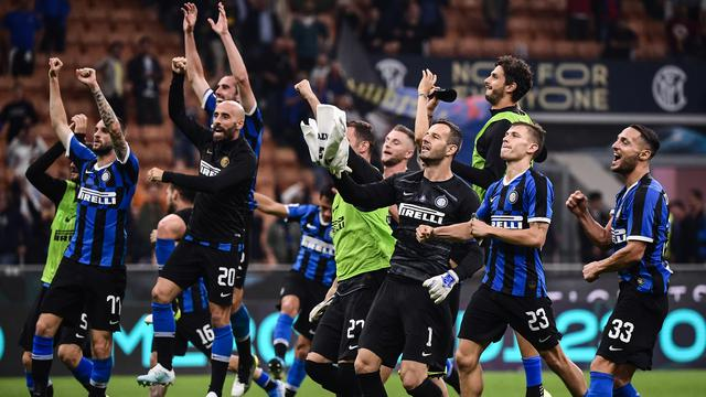 Jadwal Siaran Langsung Seri A Italia Pekan Ke 6 Inter milan Lawan Juventus