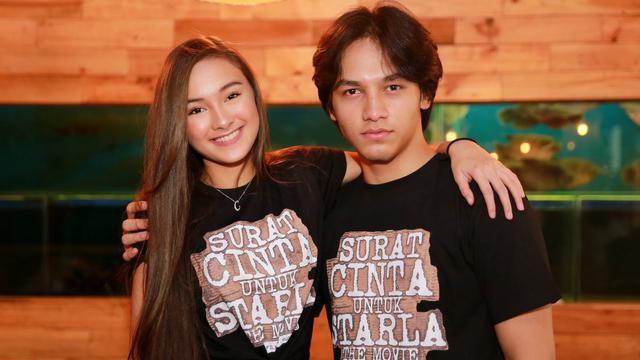 Konflik Film Surat Cinta Untuk Starla Berlanjut Di Web Series Showbiz Liputan6 Com