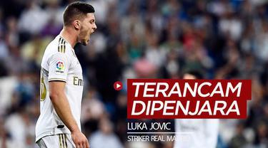 Berita video striker Real Madrid, Luka Jovic, terancam dipenjara di Serbia karena tidak mengisolasi diri terkait merebaknya virus Corona di negaranya.