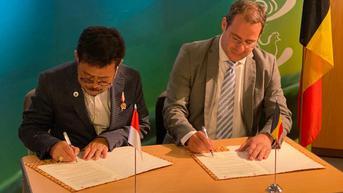 Pemerintah Indonesia dan Belgia Tandatangani Kerja Sama Sektor Peternakan