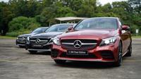 PT Mercedes-Benz Distribution Indonesia (MBDI) mengawali tahun baru dengan meluncurkan Mercedes-Benz C 300 AMG Final Edition dan Mercedes-Benz C 200 AMG Final Edition. (MBDI)