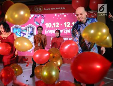 Harbolnas, Lazada Tawarkan Diskon hingga 99 Persen