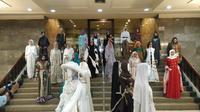 MUFFEST INDONESIA, sebuah acara yang digadang-gadang menjadi pembuka dari cita-cita Indonesia menjadi pusat mode muslim dunia.