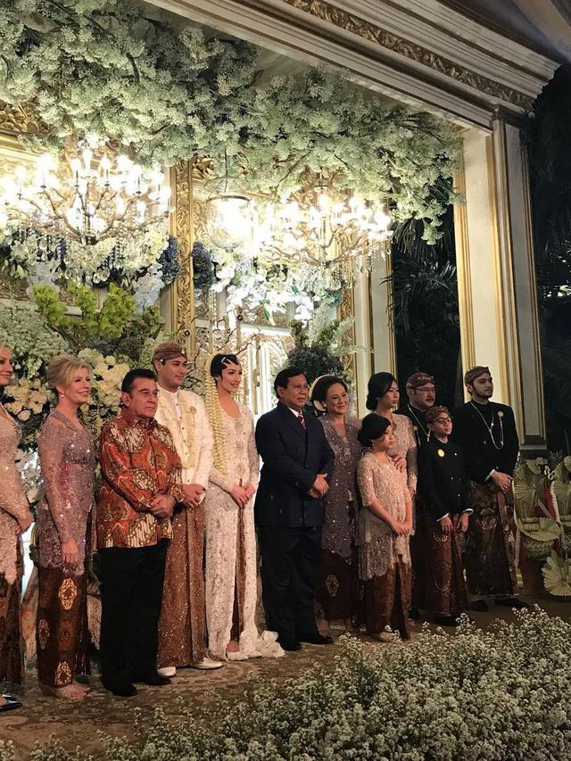 Hidayat Nur Wahid doakan Prabowo dan Titiek Soeharto 'balikan'