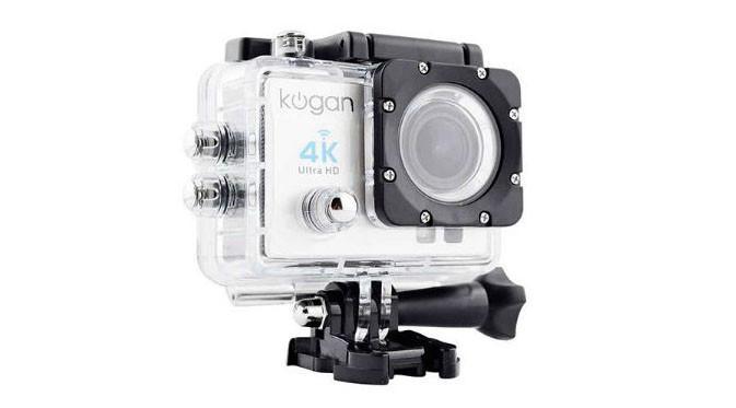Kogan Action Camera 4K UltraHD (Foto: jalantikus.com)
