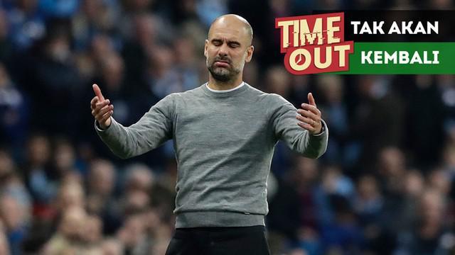 Berita video Time Out kali ini tentang Pep Guardiola yang menegaskan tidak akan pernah kembali ke Barcelona.