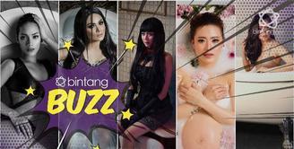Hati-hati baper, ini potret 5 selebriti pose di dalam bak mandi.