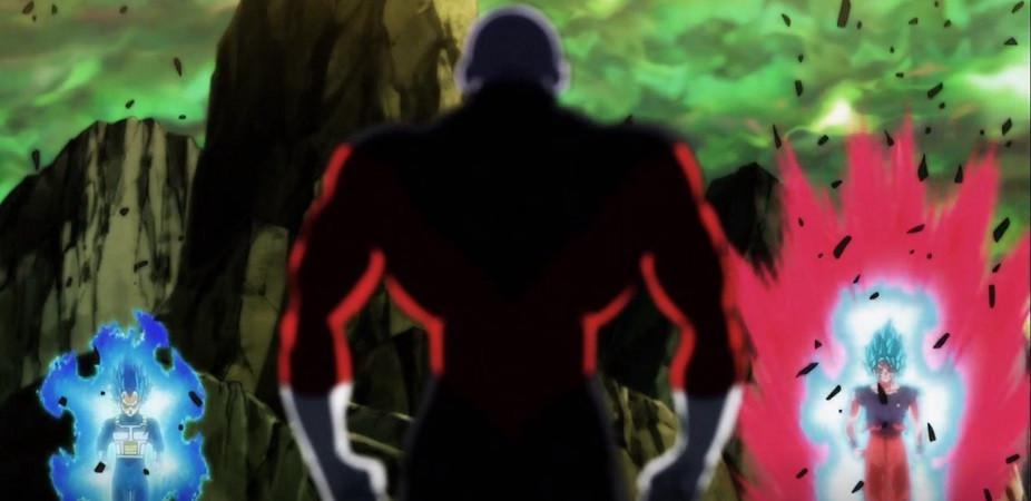 Anime Dragon Ball Super. (Toei Animation)