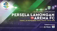 Persela Lamongan vs Arema