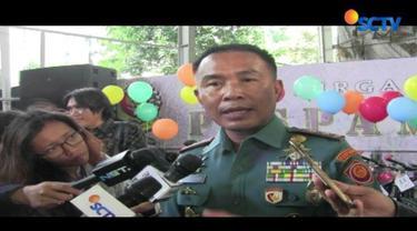 Komandan Paspampres menjawab tudingan terdakwa kasus korupsi eks Dirjen Perhubungan Laut (Hubla) Antonius Tonny Budiono soal setoran uang.