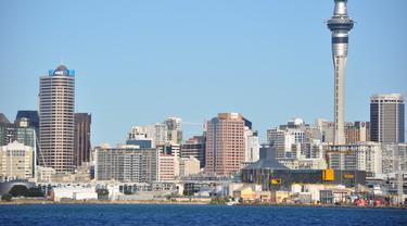Ilustrasi Auckland
