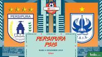 Shopee Liga 1 - Persipura Jayapura Vs PSIS Semarang (Bola.com/Adreanus Titus)
