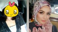 Potret Beda Penampilan Imel PC Dulu vs Kini. (Sumber: Instagram.com/ imelpc)