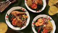 Ilustrasi makanan Khas Sumatera Utara (sumber: iStockphoto)