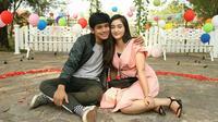 Ranty Maria dan Rayn Wijaya (Sumber: Instagram/raynwijaya26/rantymaria)