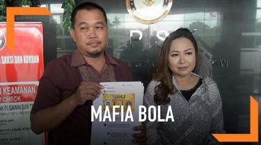 Mantan manajer Persibara Banjarnegara Lasmi Indrayani meminta perlindungan ke Lembaga Perlindungan Saksi dan Korban (LPSK). Lasmi adalah Mantan Manajer Persibara Banjarnegara yang melaporkan adanya pengaturan Skor di Liga Indonesia.